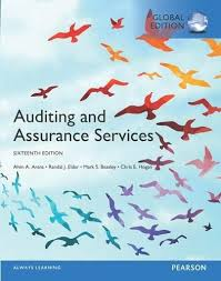Auditing and assurance services : an integrated approach 16th ed.
