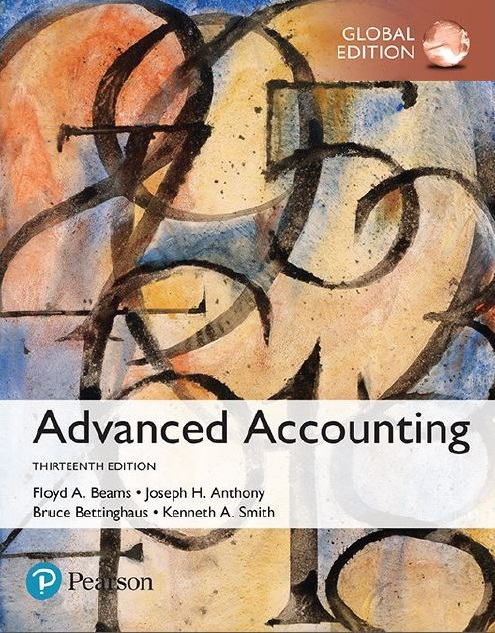 Advanced accounting 13th ed.