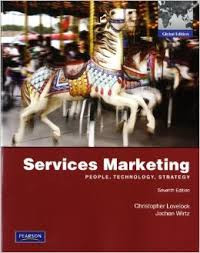 Image of Services marketing : people, technology, strategy 7th ed.