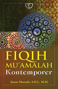 Image of Fiqih mu'amalah kontemporer