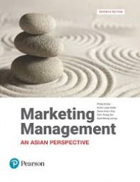Image of Marketing management: an asian perspective 7th ed.
